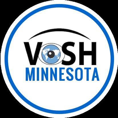 VOSH Minnesota logo